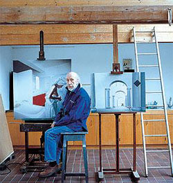 Richard Hamilton. Photo