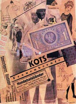 Kurt Schwitters, Magic